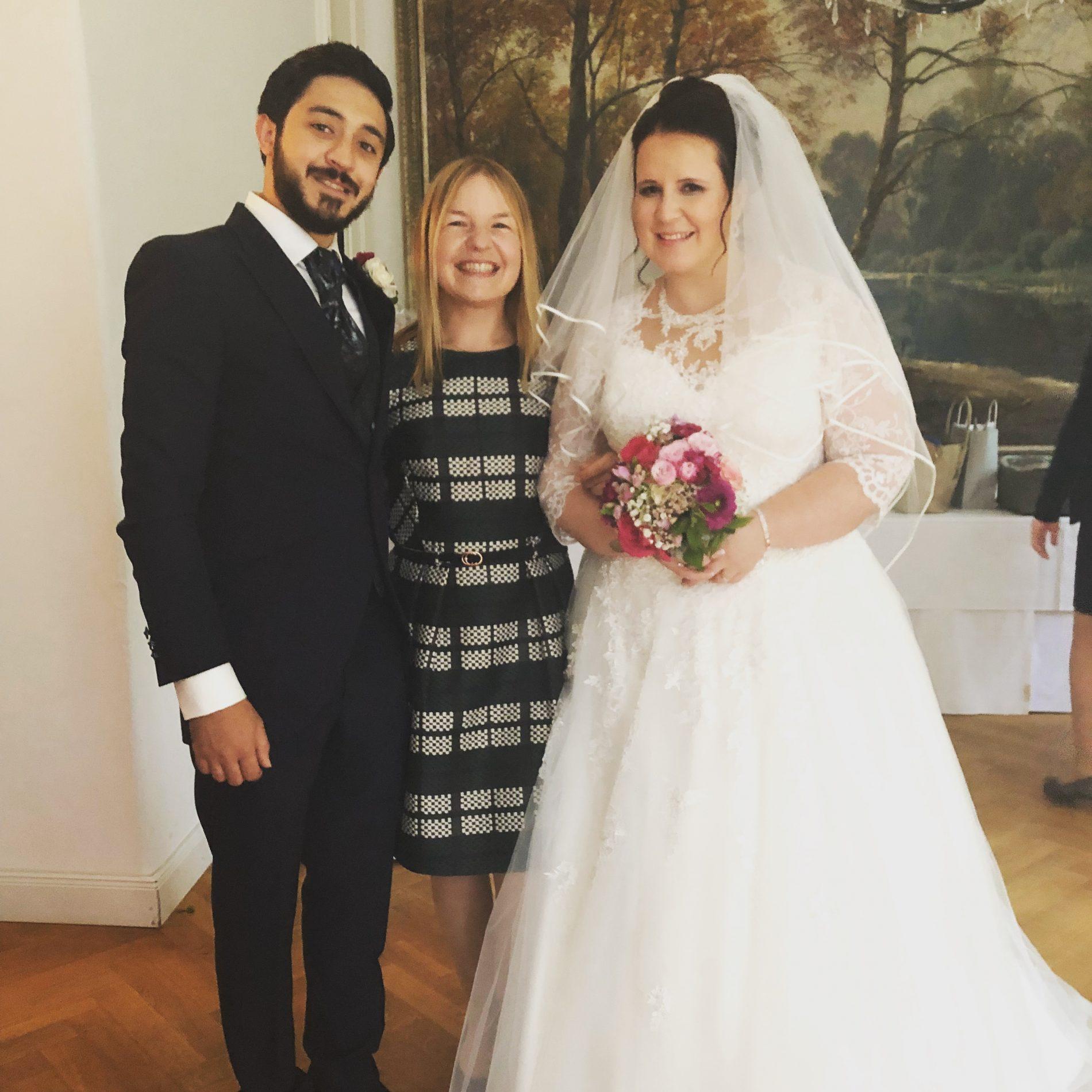 Freie Trauung von Susen und Mohammad im Kurhaus Bad Tölz