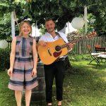 Natalias und Vincents deutsch-französische Trauung